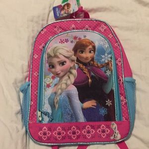 Frozen backpacks. Brand new!
